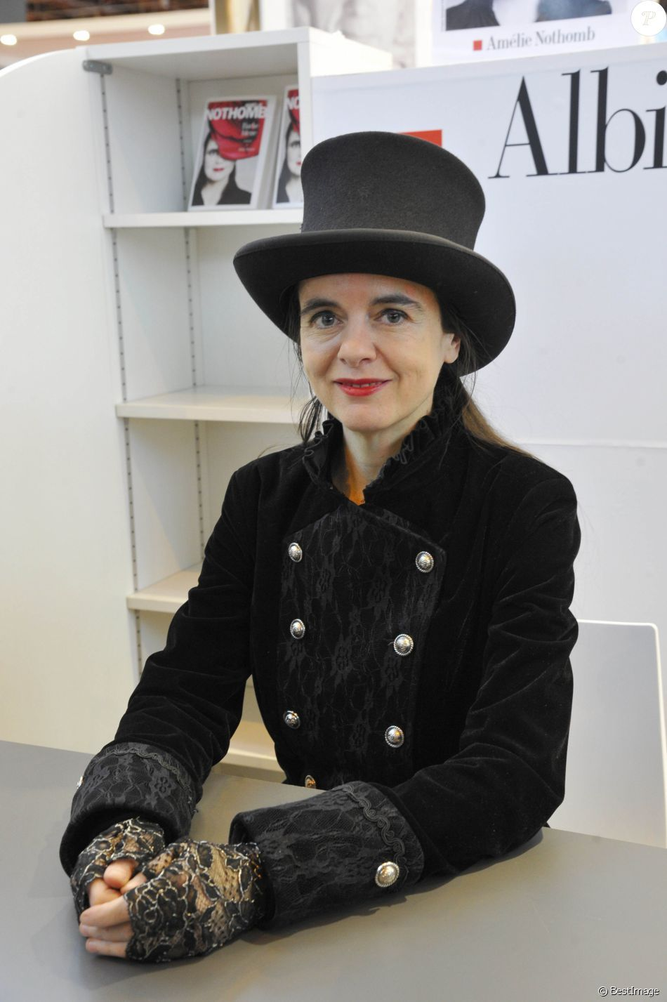 Amelie Nothomb techbizdesign hall of fame
