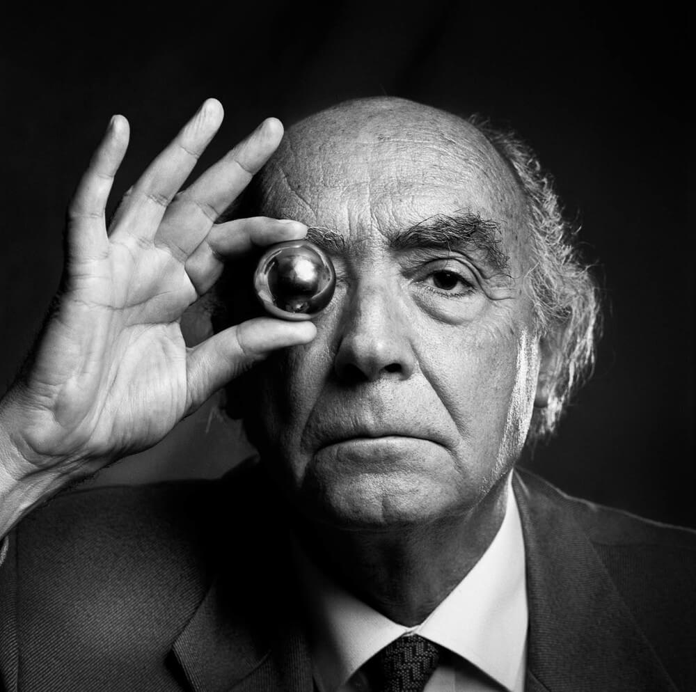 Jose Saramago techbizdesign hall of fame