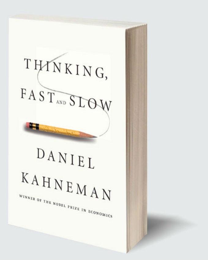 thinking fast slow Daniel Khaneman en.techbizdesign.com